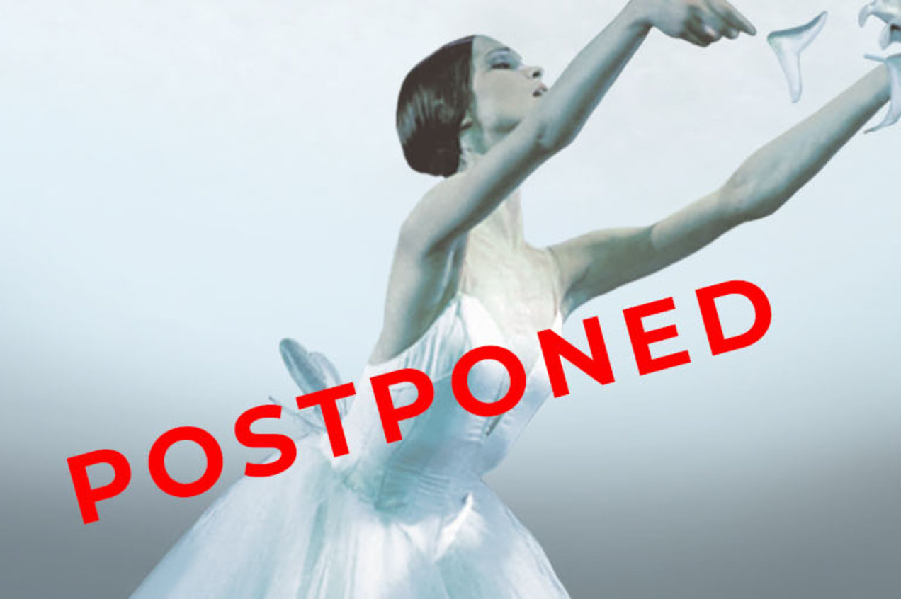 "Premiere Performances of ""Giselle"" Postponed"